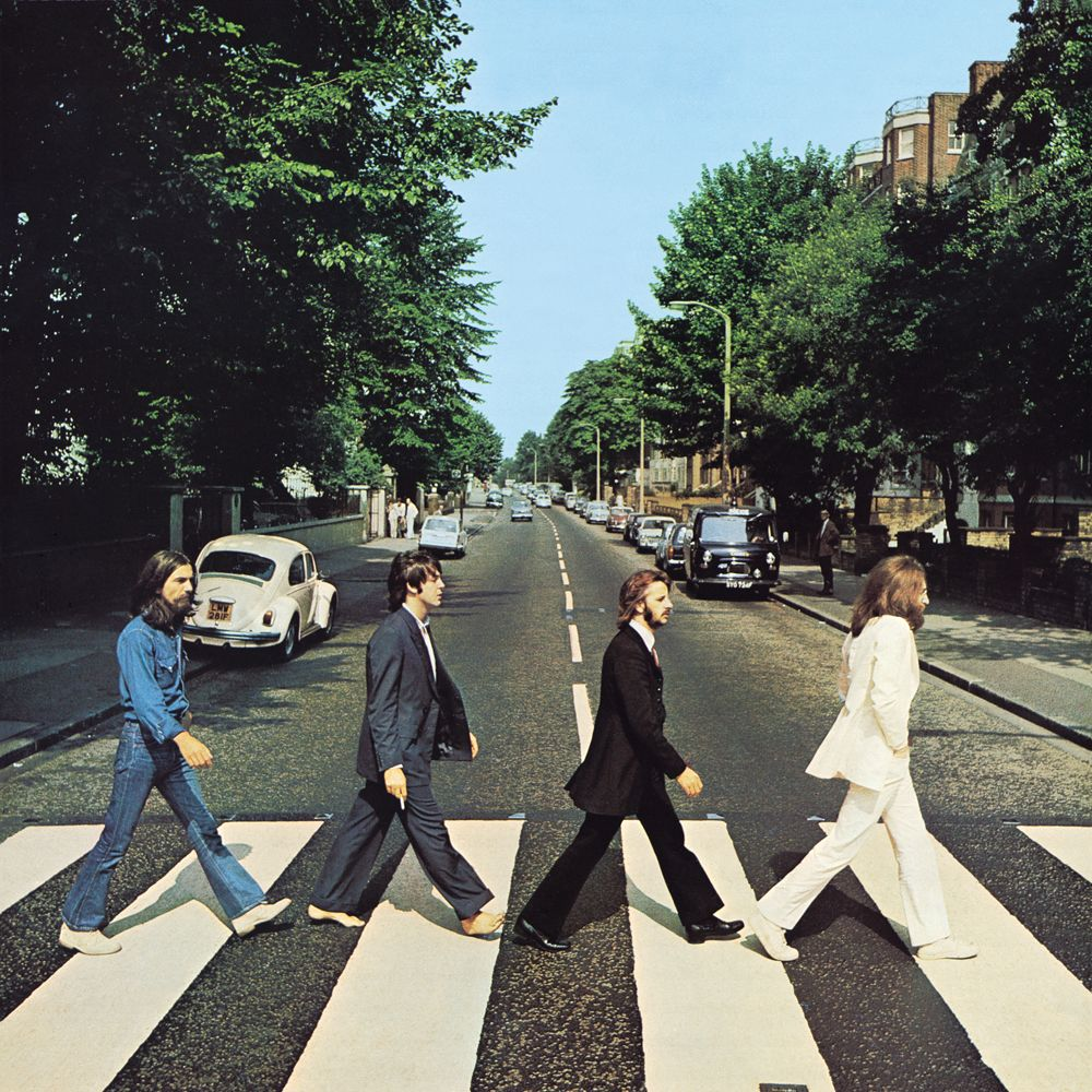 Abbey Road Cover Art
